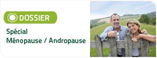 Mélanges d'huiles essentielles pour la ménopause et l'andropause<br /> Salvia commercialise des synergies d'huiles essentielles permettant de façon naturelle et sans hormones d'atténuer les effets liés à la ménopause et andropause (bouffée de chaleur, trouble érection)