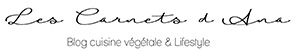 Logo du blog Les Carnets D'Ana