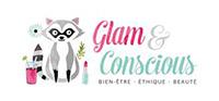 Logo du blog Glam & Conscious